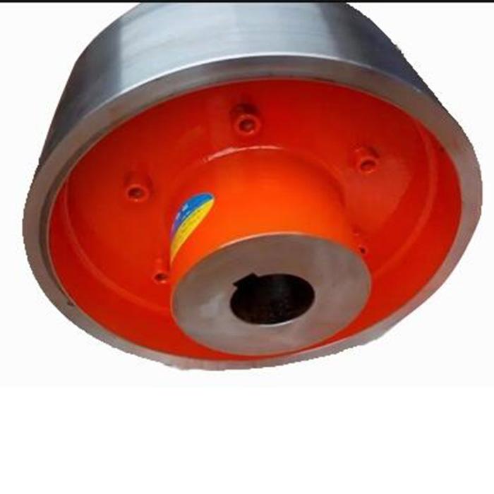 WGP型带制动盘鼓形齿式联轴器